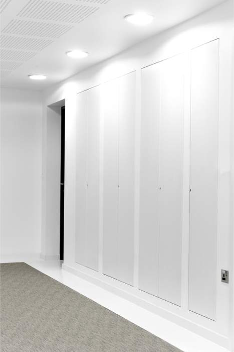 Invisibledoors 174 Frameless Cupboard Concealed Hinge