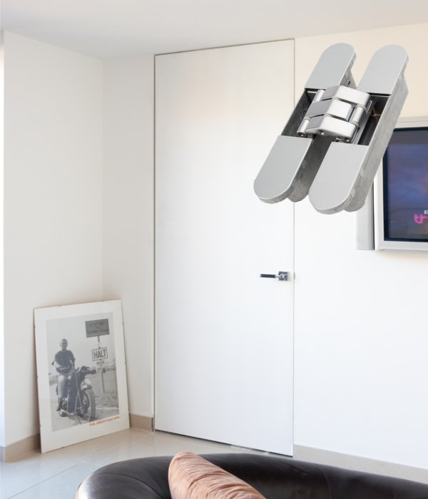Invisible Doors Flush Door Frame Systems
